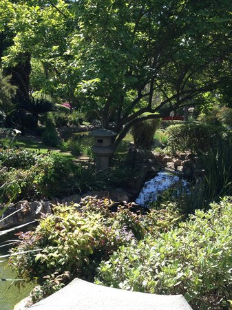 The Langham Huntington, Pasadena, Los Angeles: Japanese garden