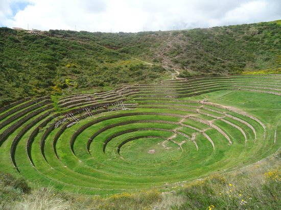 Cusco Region, Peru: Sitio Moray