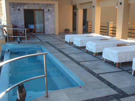 Casa Lucila Boutique Hotel: Pool Area