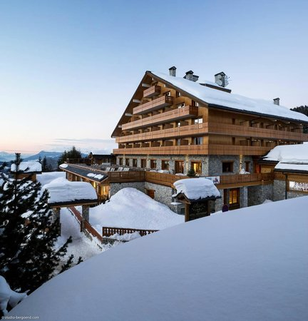 Photo of Hotel Allodis Meribel