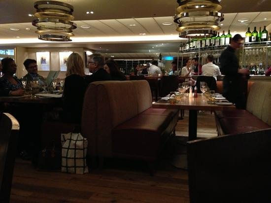 bar boulud London.