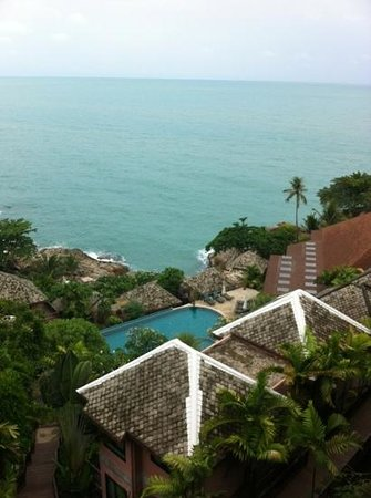 "Samui Cliff View Resort & Spa: free ""fiscal"" Cliff View"