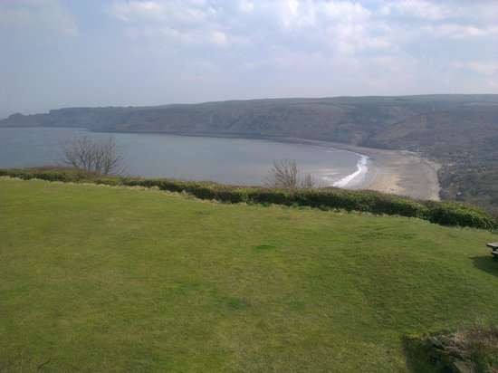 Runswick, UK: View from room