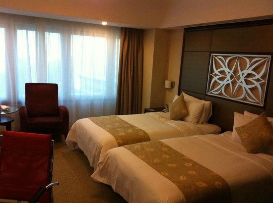 Traders Fudu Hotel Changzhou: standard room