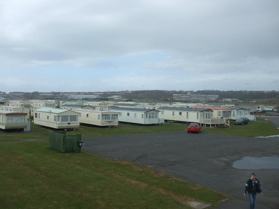 Saltcoats, UK: Site