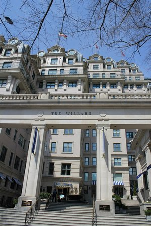 Willard InterContinental Washington: just so beautiful