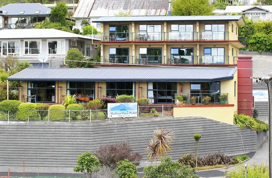 Harbour View Motel Picton: Motel frontage