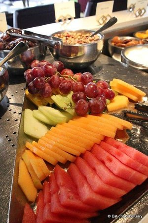 Sofitel Brisbane Central: Part of the breakfast buffet