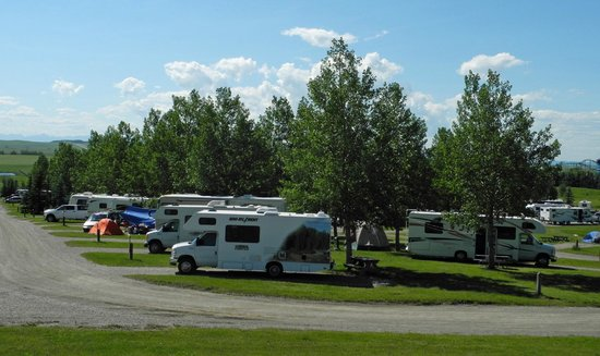 of Calaway Park RV Park and Campground  Cabin/Campground Photos