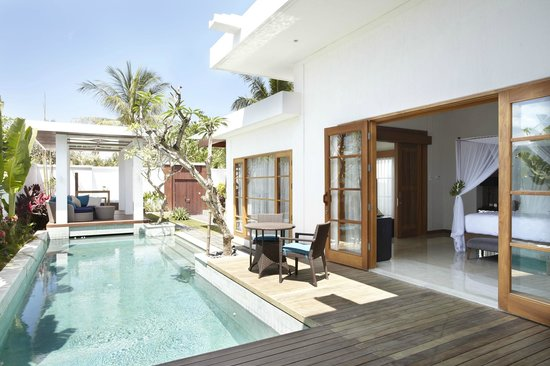 The Samaya Bali: Pool at Pool Villa