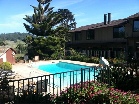San Simeon Pines Resort: Pool