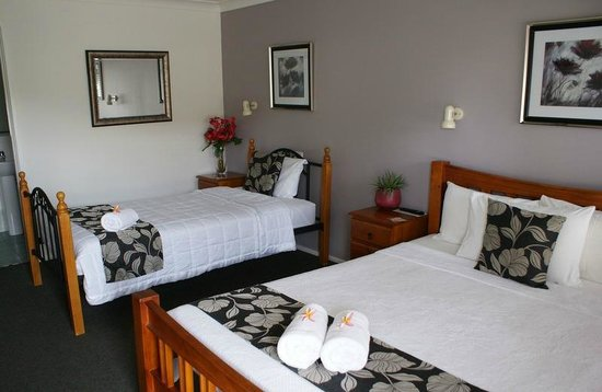 Karuah, : Deluxe Twin Rooms