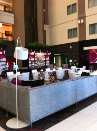 Le Meridien Dallas by the Galleria: Lobby