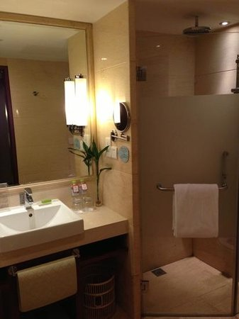 Crowne Plaza Grand Canal: bathroom