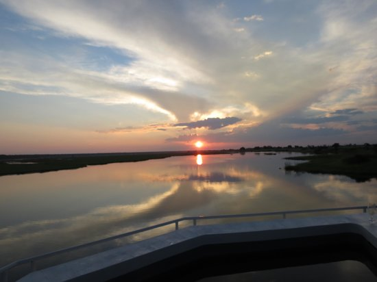 Zambezi Queen: African Sunsets