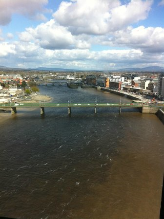 Clarion Hotel Limerick: View from room