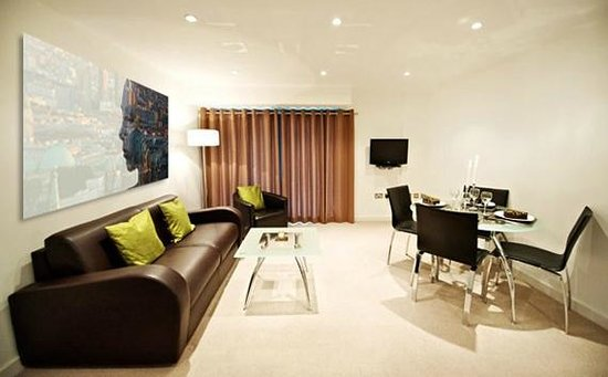 Staycity Serviced Apartments Duke St, Lever Court