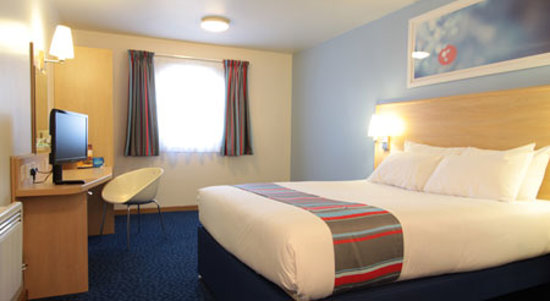 Travelodge Birmingham Central Broadway Plaza Hotel: Double Room