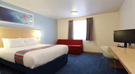 Travelodge Birmingham Central Broadway Plaza Hotel: Family Room