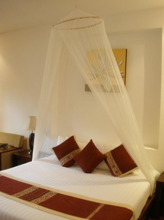 Green Park Boutique Hotel: our room