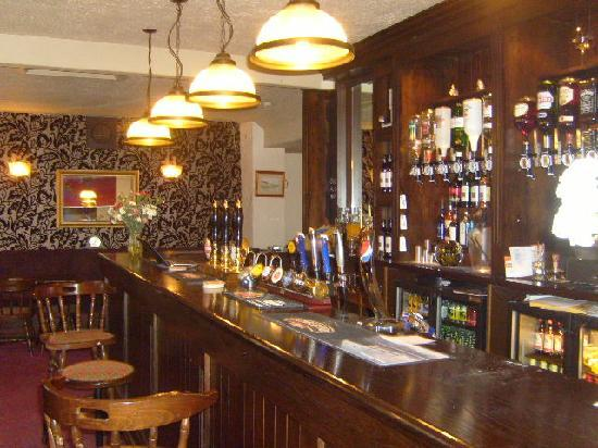 Bedale, UK: Good well stocked bar