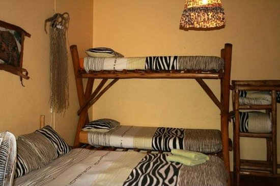 Port Edward, Sydafrika: Ku-Boboyi River Lodge Family Room