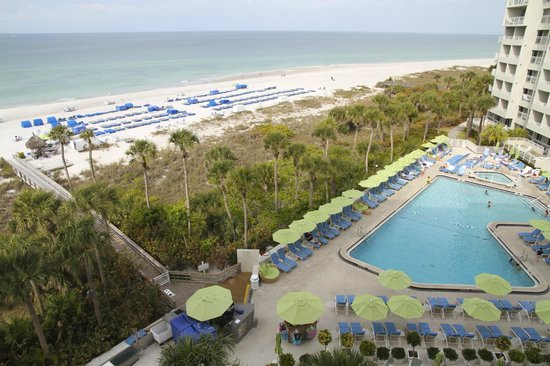 Longboat Key Club & Resort: Great location