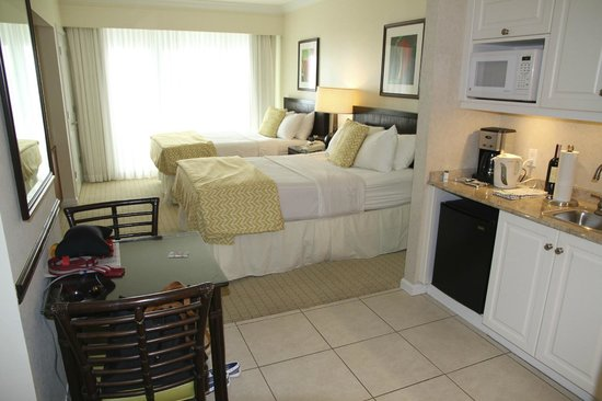 Longboat Key Club &amp; Resort: Good size and facilities