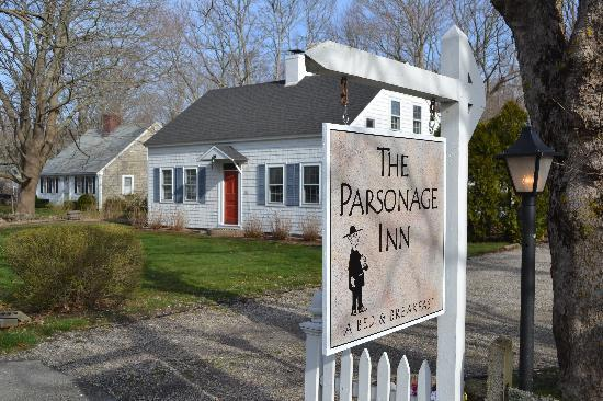 The Parsonage Inn: Our 1770&#39;s Inn