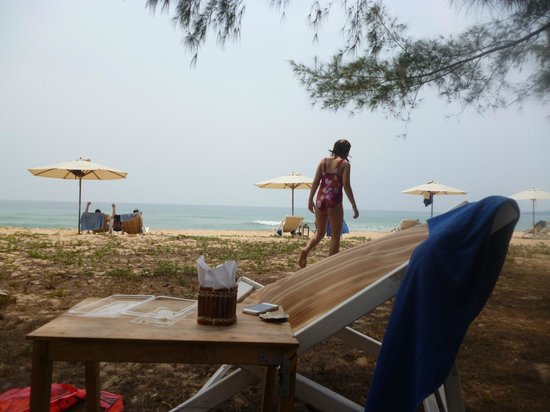 Freedomland Phu Quoc Resort: Private beach