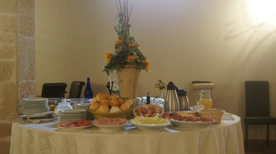 Alghero Resort Country Hotel: Breakfast