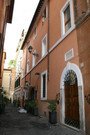 B&B Vicolo del Lupo