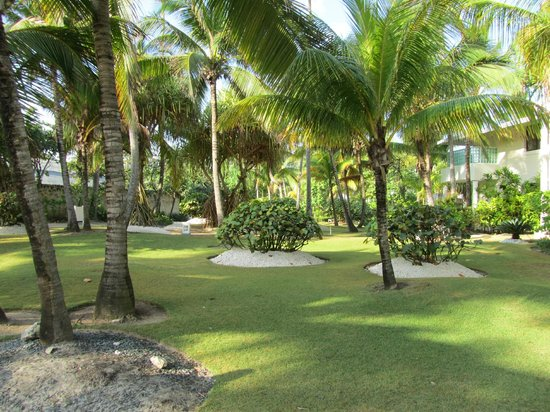 Paradisus Punta Cana: Lovely grounds