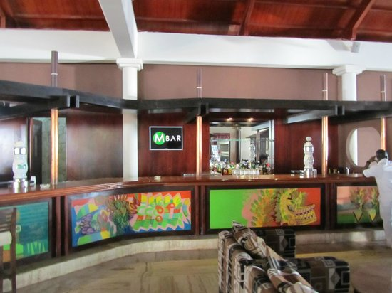 Paradisus Punta Cana: One of the bars