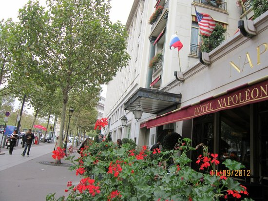 Hotel Napoleon Paris:   
