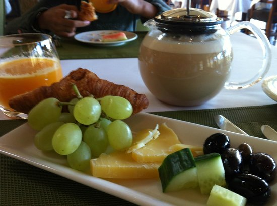 Emirates Wolgan Valley Resort & Spa: Breakfast