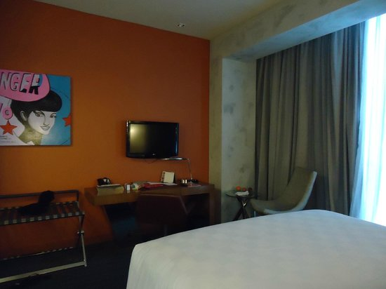 Pullman Jakarta Central Park: Great room