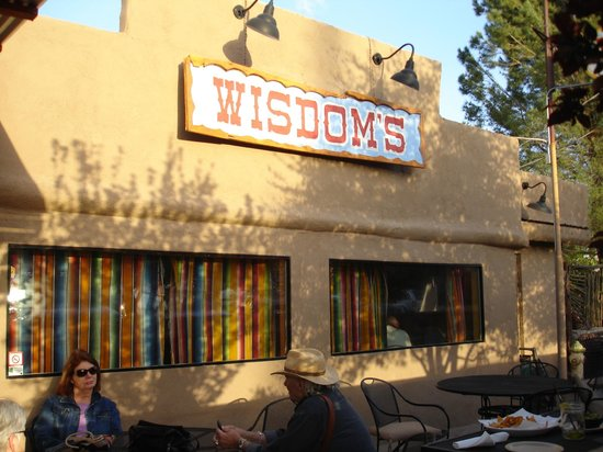 Tumacacori, AZ: Wisdom&#39;s Cafe
