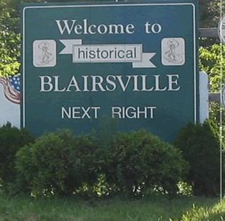 Welcome to Blairsville