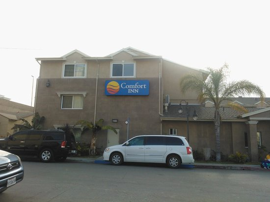 Comfort Inn Cockatoo Near LAX Airport: Comfort Inn, Hawthorne