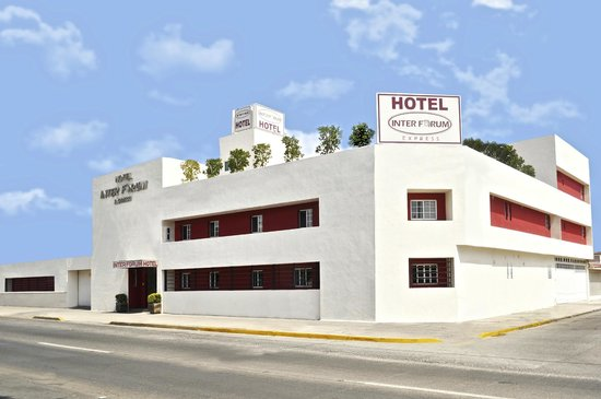 Photo of Hotel Interforum Express Leon