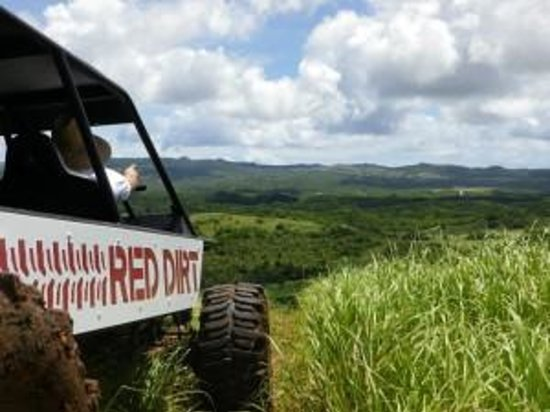 Red Dirt Adventures Off-Road Tours