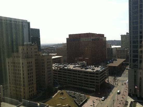 Doubletree Hotel Omaha - Downtown: view from room