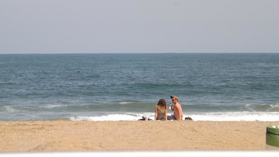 DoubleTree by Hilton Hotel Virginia Beach: Atlantic Ocean at Va Beach, VA