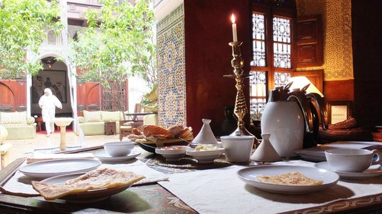 Riad Samsara: Breakfast