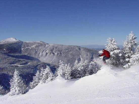 Smugglers Notch, : Ski &amp; snowboard terrain at Smugglers&#39;