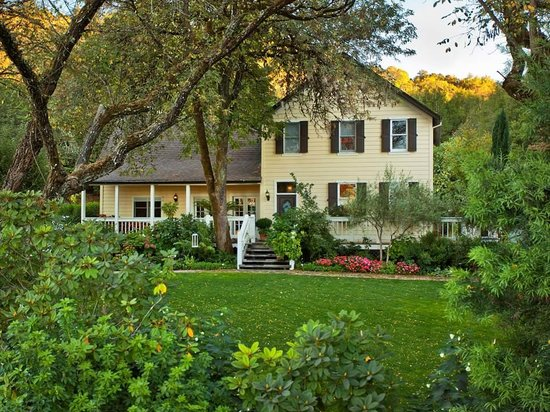 Luxury Bed And Breakfast Wine Country Californiaml