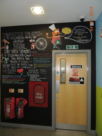 YHA London St Pancras: Hostel