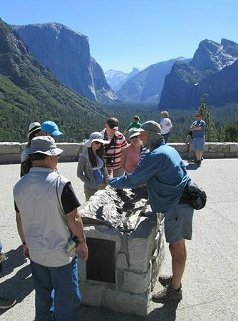 Yosemite Close Up Tours