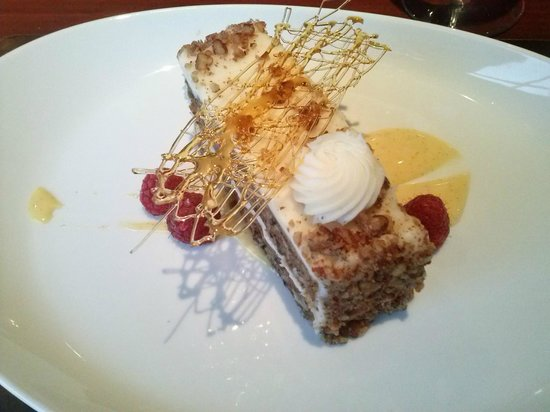 Aurora, tat de New York : Carrot Cake 